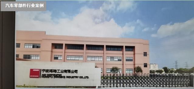 宁波鸿裕工业利用SIPM/PLM实现产品研发全管控